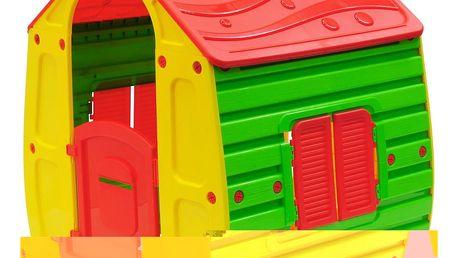 Hrací Dům Magical House -ext-