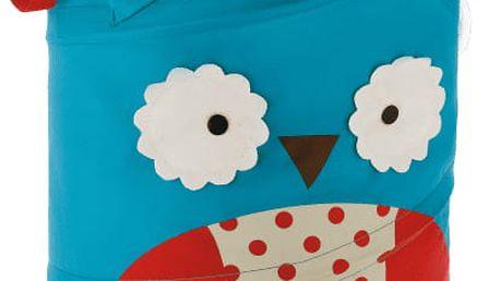 SKIP HOP Zoo Box na hračky - Sovička