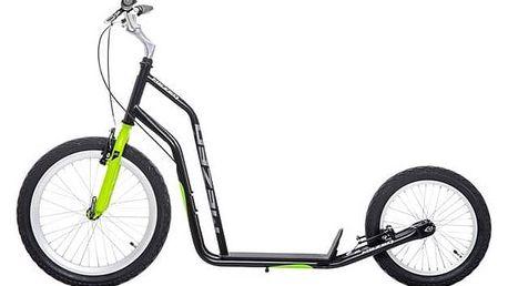 Yedoo Basic Mezeq V-brake černá/zelená