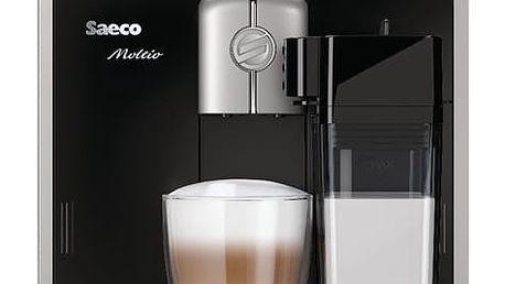 Espresso Saeco Moltio HD8769/09 černé + dárek