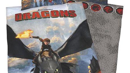 Povlečení Dragons