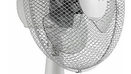 Ventilátor stolní Concept VS5021 bílý