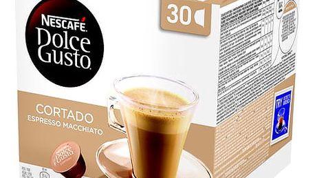 Kapsle pro espressa Nescafé Dolce Gusto Cortado 30 ks