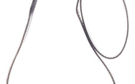 Černá kožená kabelka Lisa Minardi Laura
