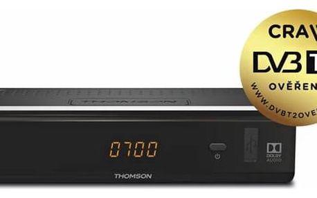 Thomson THT712 (THT712) černý