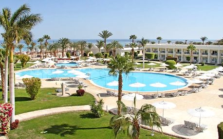 Egypt - Hurghada na 10 až 12 dní, ultra all inclusive s dopravou letecky z Prahy