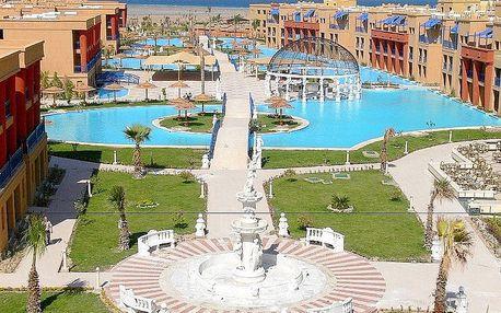 Egypt - Hurghada na 13 dní, all inclusive s dopravou letecky z Prahy
