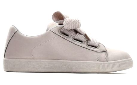Dámské šedé tenisky Karen 8277