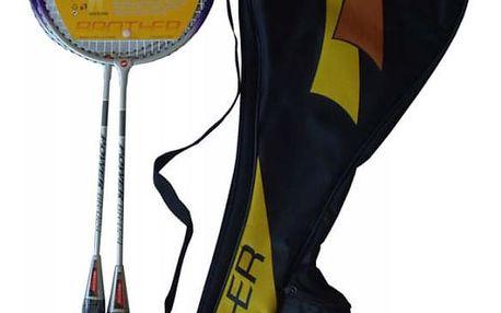Brother ALU 5032 Badmintonová sada - 2 pálky + košíček