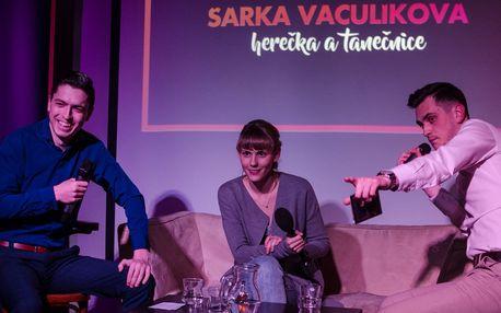 Narozeninová Show Tomáše Vítka v Liberci