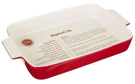 Pečicí forma s receptem na pastýřský koláč Premier Housewares From Scratch