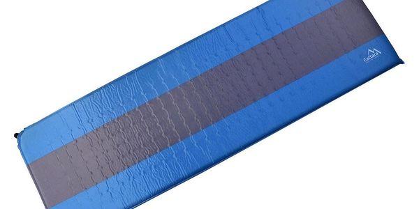 Cattara Samonafukovací karimatka modrá, 195 x 60 x 5 cm
