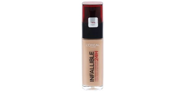 L´Oréal Paris Infallible 24h SPF18 30 ml makeup pro ženy 235 Honey