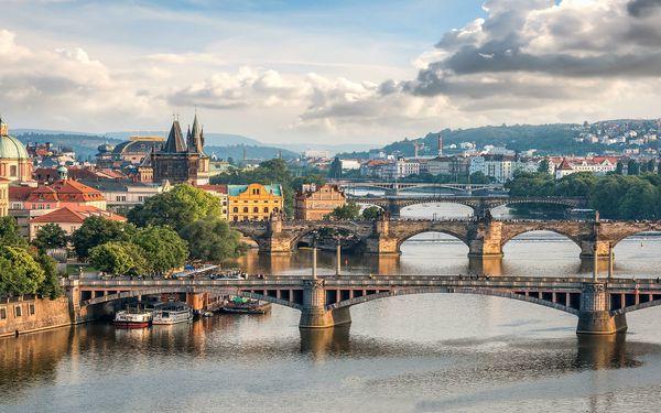 Exkluzivní pobyt v historickém centru Prahy, dítě do 10 let zdarma