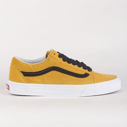Boty Vans Ua Old Skool (Oversized) Žlutá