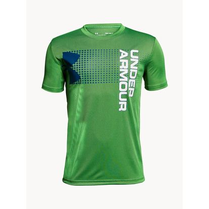 Tričko Under Armour CroSSfade Tee Zelená