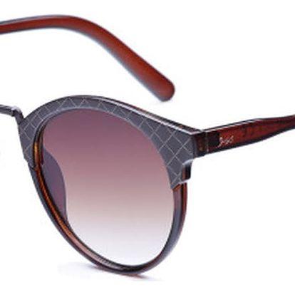 Sluneční brýle David LocCo Exquisite Twing Marron