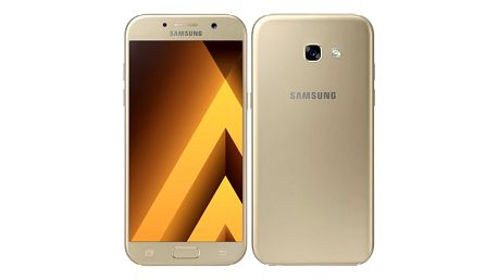 Mobilní telefon Samsung Galaxy A5 (2017) zlatý (SM-A520FZDAETL)