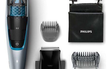 Zastřihovač vousů Philips Series 7000 BT7210/15 stříbrný