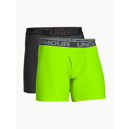 Boxerky Under Armour Heatgear O Series 6'' Boxerjock 2 Pack Barevná