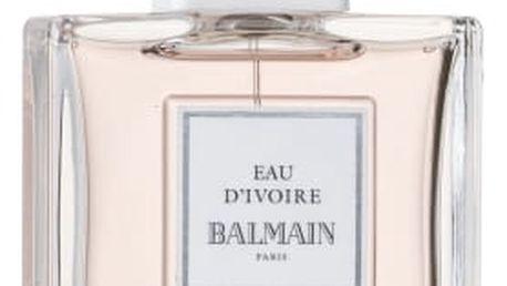 Balmain Eau d´Ivoire 50 ml toaletní voda pro ženy