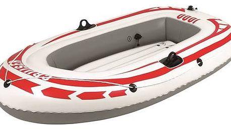 Master Cruiser CB1000 bílý/červený