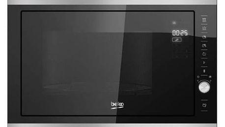 Beko MCB 25433 X černá