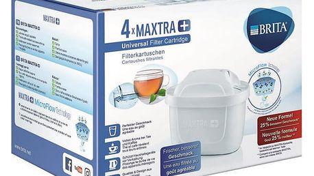 Filtr na vodu Brita Maxtra Plus 4 Pack