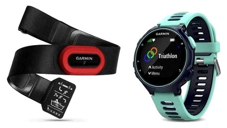 Garmin Forerunner 735XT HR Run2 (010-01614-16) modré