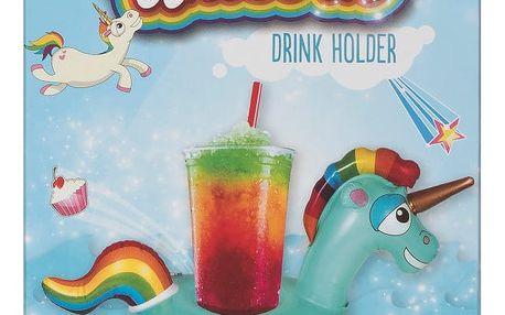 Nafukovací držátko na pití npw™ Inflatable Unicorn
