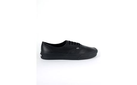 Boty Vans UA AUTHENTIC DECON (PREMIUM LEATHER) Černá