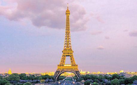 4denní zájezd pro 1 osobu do Disneylandu a mořského akvária v Paříži