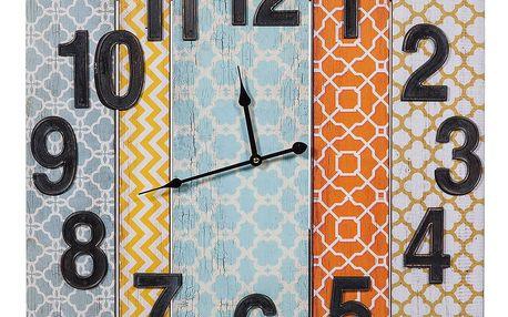 Nástěnné hodiny Reloj Retro