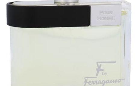 Salvatore Ferragamo F by Ferragamo Pour Homme 100 ml toaletní voda tester pro muže