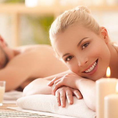 Dokonalé uvolnění ve dvou při párové masáži