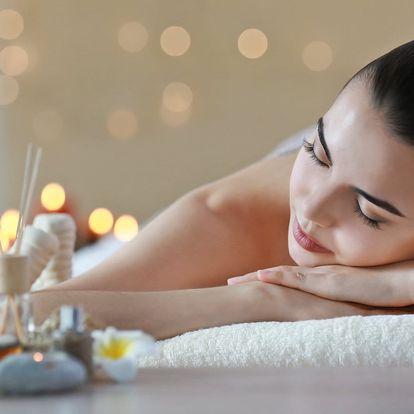 120 minut relaxace pro dámy s masáží a drinky