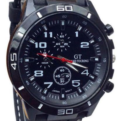 Pánské hodinky ve sportovním stylu - dodání do 2 dnů