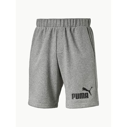 "Kraťasy Puma ESS No.1 Sweat Shorts 9"" Šedá"