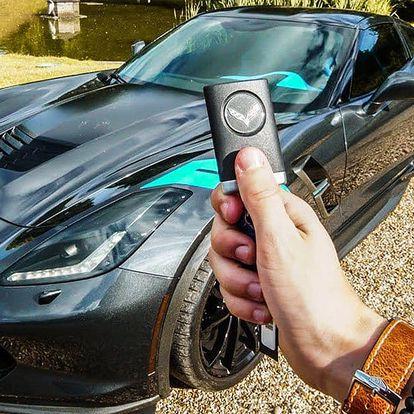 Legenda Chevrolet Corvette: spolujízda i řízení
