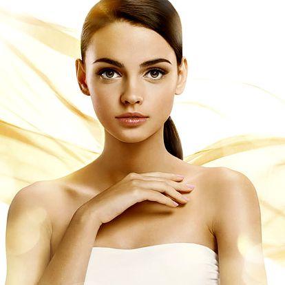 90 minutové kosmetické ošetření s vitamínem C v Salonu ITTA. Působí proti vráskám a únavě pleti.