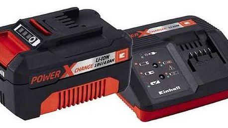 Starter-Kit Power-X-Change 18 V/4,0 Ah Einhell Accessory