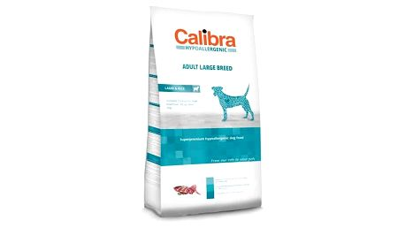 Calibra Dog Hypoallergenic Adult Large Breed Lamb 14kg