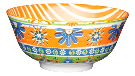 Kameninová miska Kitchen Craft Folklor, ⌀ 15,5 cm