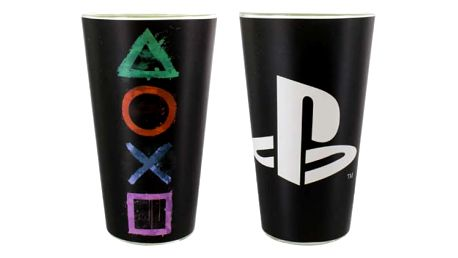 Sklenice PlayStation 400 ml