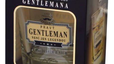 Originální whiskovka Liga gentlemanů