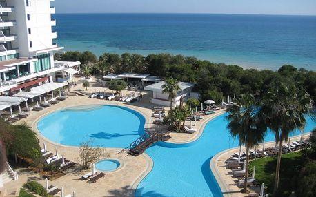 Kypr - Agia Napa na 8 dní, all inclusive s dopravou letecky z Prahy