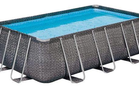 Marimex | Bazén Florida Premium 2,00x4,00x1,22 m RATAN bez filtrace | 10340215