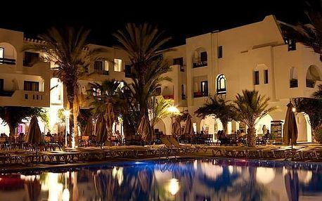 Tunisko - Djerba na 8 až 9 dní, all inclusive s dopravou letecky z Prahy