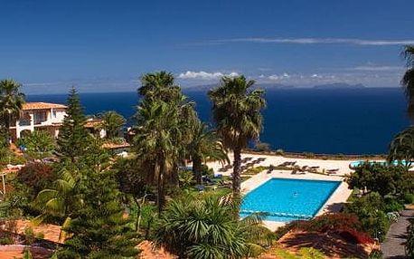 Madeira - Caniço na 6 až 8 dní, polopenze nebo snídaně s dopravou letecky z Prahy nebo Vídně