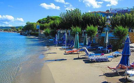Řecko - Zakynthos na 12 dní, polopenze s dopravou letecky z Prahy nebo Brna